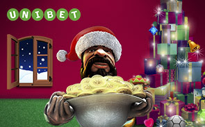 Unibet Casino - 2016 Advent Calendar