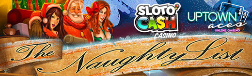 Christmas 200 FREE SPINS at Uptown Aces Casino