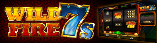 Wild Fire 7's - Hot New Slot