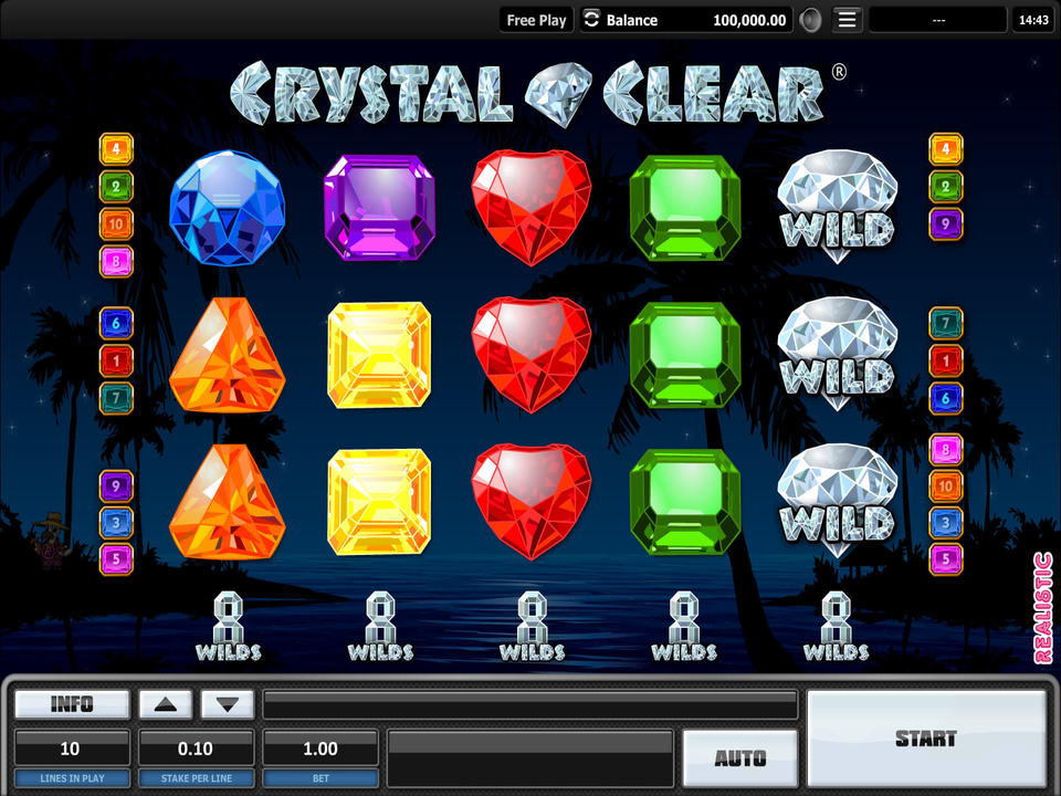 Exclusive Deal for Crystal Waters Slot